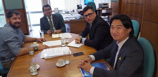 Fish TV e Anepe sugerem mudanças em projeto de lei