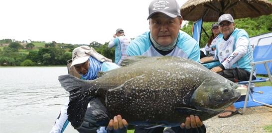 Campeonato Paulista em Pesqueiros será exibido na Fish TV