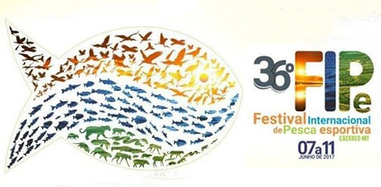 Cáceres convida para o 36º Festival Internacional de Pesca Esportiva