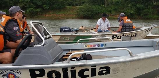 Evento oficializa abertura da pesca em São Paulo
