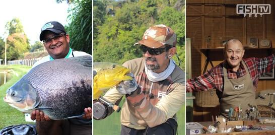 Fish TV Fest: um grande momento para marcar a vida do pescador