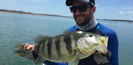 Pescador cria campanha #euescolhisoltaropeixe