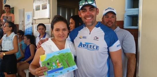 APEECE realiza projeto #amigosdopiniminha em escola do Ceará