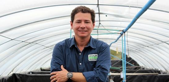 Crescimento da aquicultura no Brasil