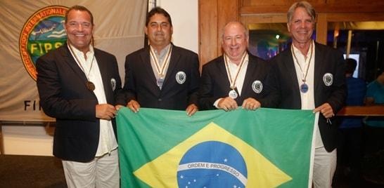 Brasil leva a medalha de bronze no Mundial de Pesca Oceânica
