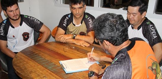 Cáceres tem nova associação de pesca esportiva