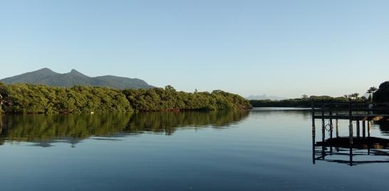 Time de pesca cria petição para proteger o rio São João
