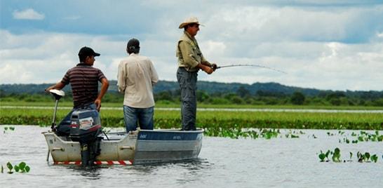 Ipiranga recebe Os Melhores da Pesca 2014