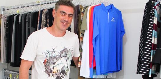 Fish and Drop - nova opção de vestuário para os pescadores