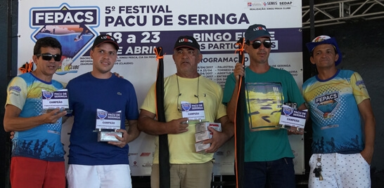 Rio Xingú, no Pará, será palco do 18º Torneio de Pesca Pacu de Seringa