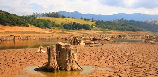 Projeto de Lei pode agravar a crise de água em São Paulo