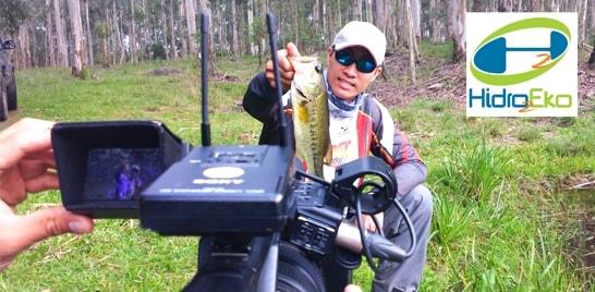 Hidro 2 Eko fecha parceria com programa RBT Fishing