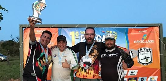2º Torneio de Pesca Esportiva Lago Corumbá IV em Goiás