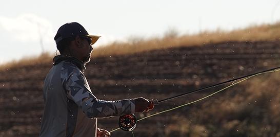 APRENDA MAIS SOBRE FLY FISHING: DICAS BÁSICAS