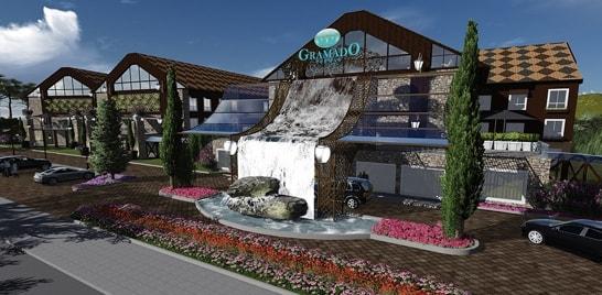 Gramado terá parque de água termal em 2017