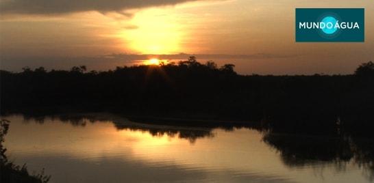 Mundo Água - rio Itapará