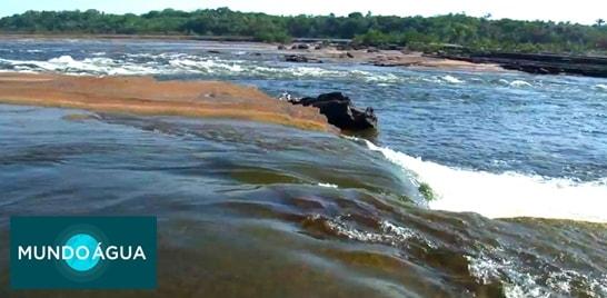 Mundo Água - rio Trombetas