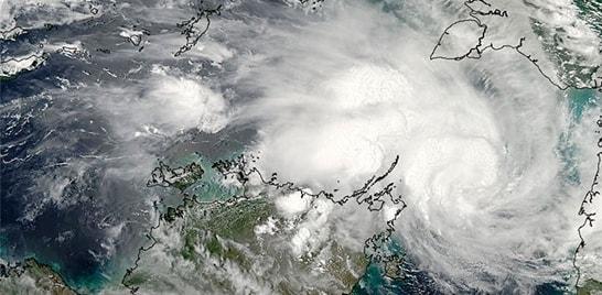 Austrália em alerta para a chegada de ciclones