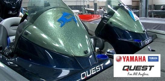 Yamaha e Quest patrocinam Provas e Torneios