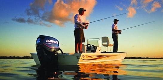 Evinrude convida para Workshop de Pesca