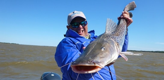 Pesca, Esporte e Aventura na Argentina