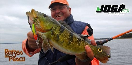 Saint Plus e Jogá Fishing renovam contrato com o programa Raízes da Pesca