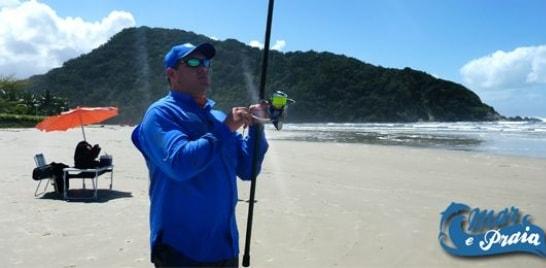 Albatroz Fishing é patrocinadora do Mar e Praia