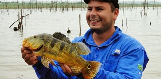 Ministro do MPA: `A pesca esportiva não é só lazer, mas também um negócio`