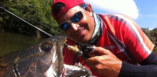Pescarias selvagens em novos episódios do Momento da Pesca