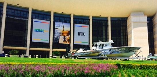 Fish TV marca presença na ICAST 2015