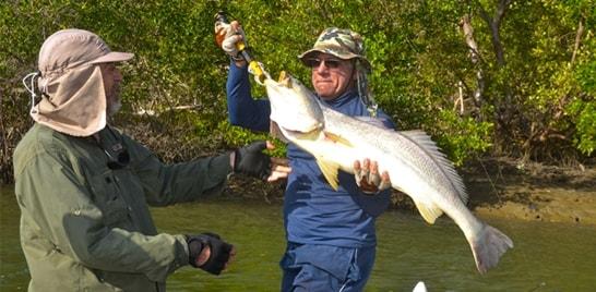 Camocim é cenário de torneio de pesca esportiva