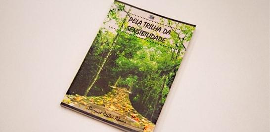 Livro `Pela Trilha da Sensibilidade` chega ao mercado