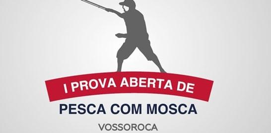 Vossoroca recebe torneio de pesca com mosca