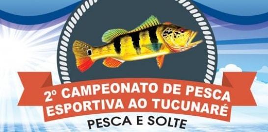 Campeonato de Pesca Esportiva em Minas Gerais