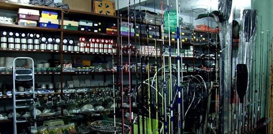 Por Dentro da Loja - Rede Caça e Pesca