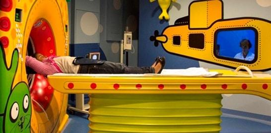 Vale a pena compartilhar: Salas de quimioterapia se transformam em `aquários` no Rio