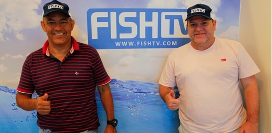 Prefeito de Bragança Paulista visita a Fish TV