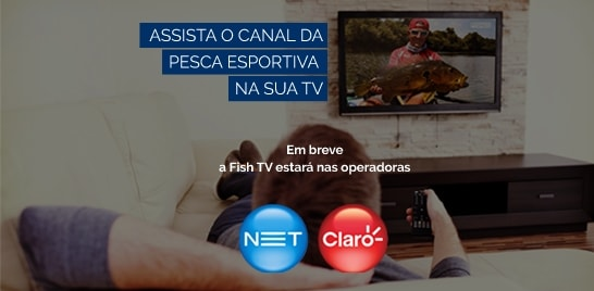 Fish TV estreia na NET e Claro TV