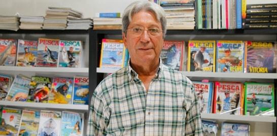 Jorge Baldi visita a Fish TV
