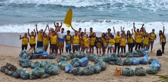 Falta de legislação em águas internacionais gera iniciativa ecológica