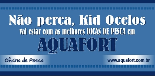 Oficina de fly no Aquafort com Kid Ocelos