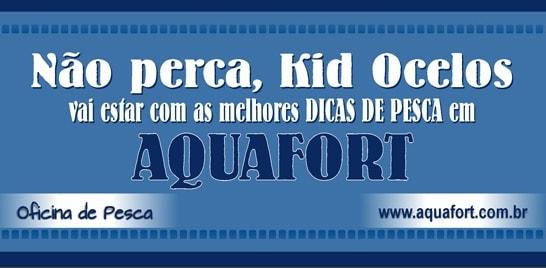 Oficina de fly no Aquafort com Kid Ocelos