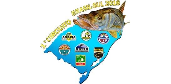 Vem aí, 1º Circuito Brasil Sul de Pesca ao Robalo
