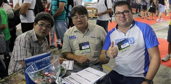 NS é o novo patrocinador do Momento da Pesca