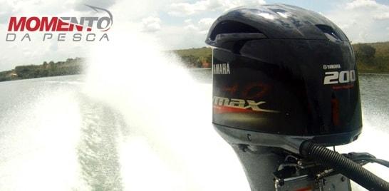 Pescarias animais de Johnny Hoffmann agora com motor da Yamaha