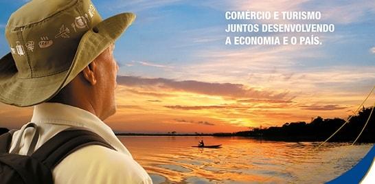 Comércio e Turismo viajam juntos