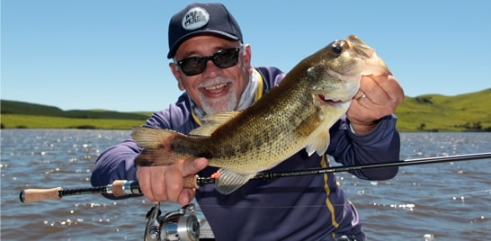 Braguinha é o novo `Ases da Pesca`