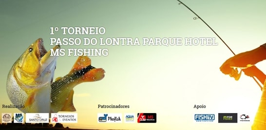 Rio Miranda recebe torneio de pesca