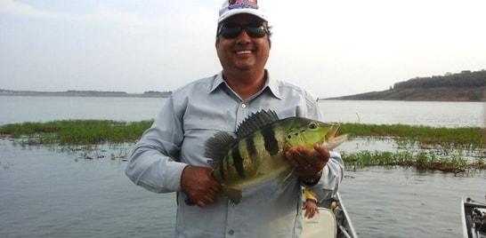3º Torneio de Pesca Esportiva de Três Ranchos