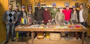 14 empresários chilenos visitam a Fish TV
